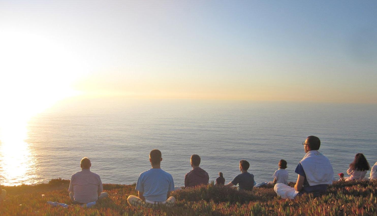 Pravidelná meditácia pre členov Sri Chinmoy Centra