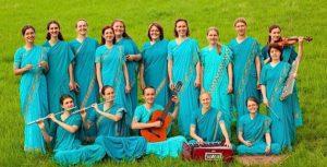 Dievčenská spevácka skupina Agnikana´s Group