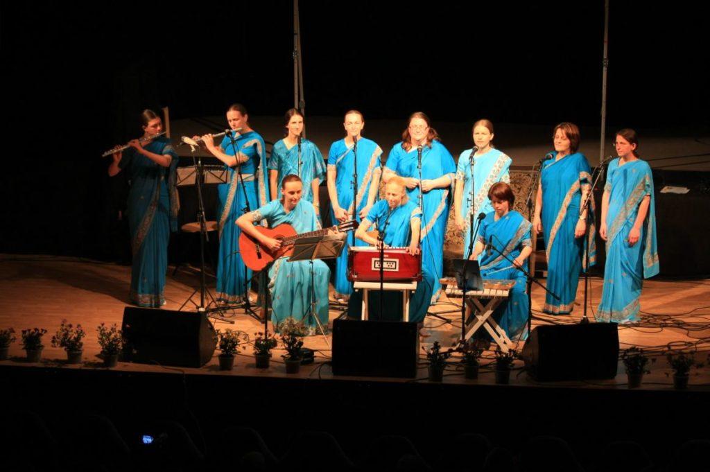 Koncert mantrických piesní v podaní Agnikana's Group